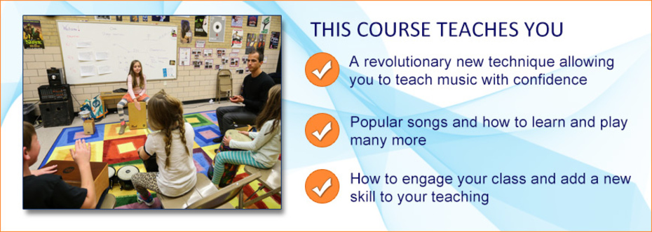 Image for Teach Music Now with Tom Benjamin