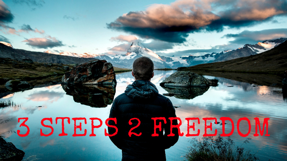 Image for 3 Steps 2 Freedom