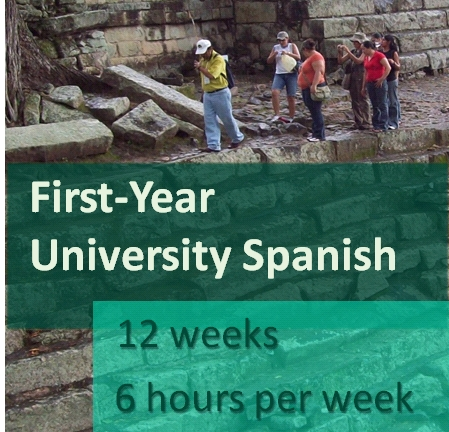 First-Year College Spanish