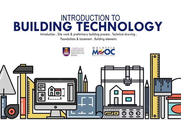 INTRODUCTION TO BUILDING TECHNOLOGY on openlearning com