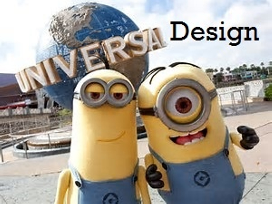 Image for Introduction to Universal Design