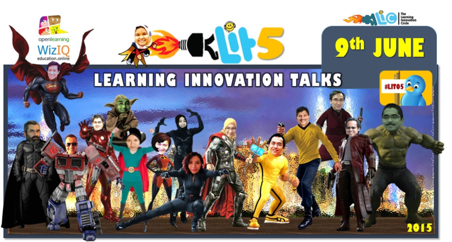 Image for Learning Innovation Talks 05 (LIT05)