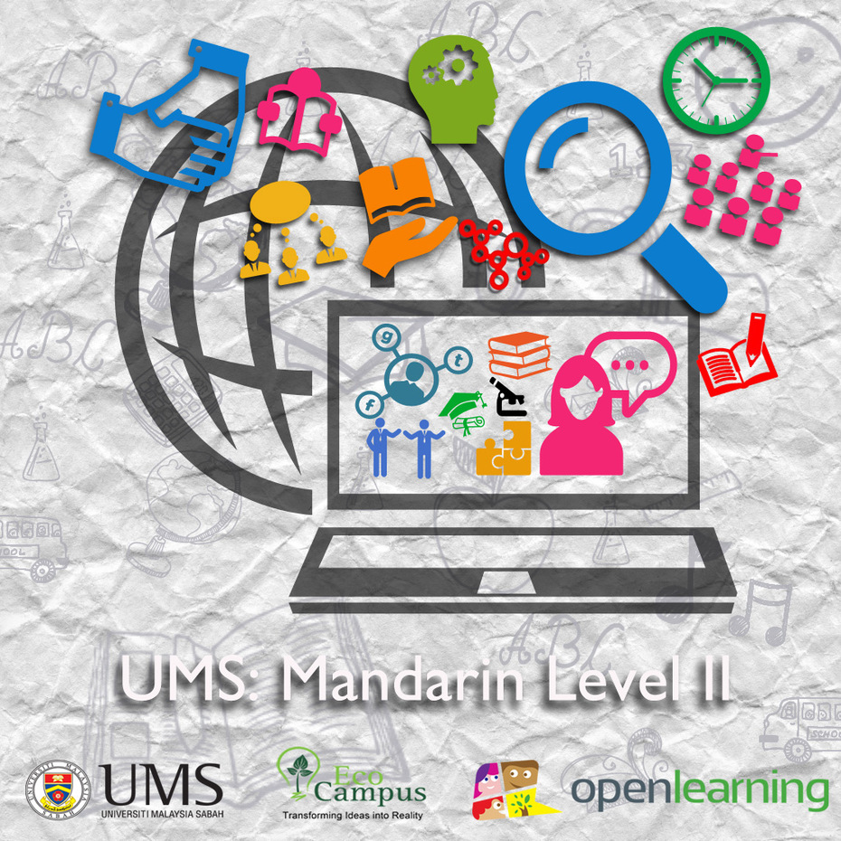 Image for UMS: Mandarin Level II