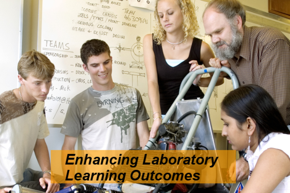 Image for MOOC for Enhancing Laboratory Learning Outcomes (MELLO)
