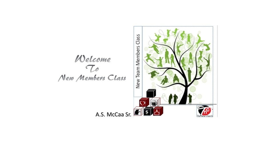 Image for New Members Orientation