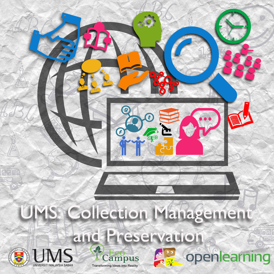 Image for UMS: Collection Management and Preservation