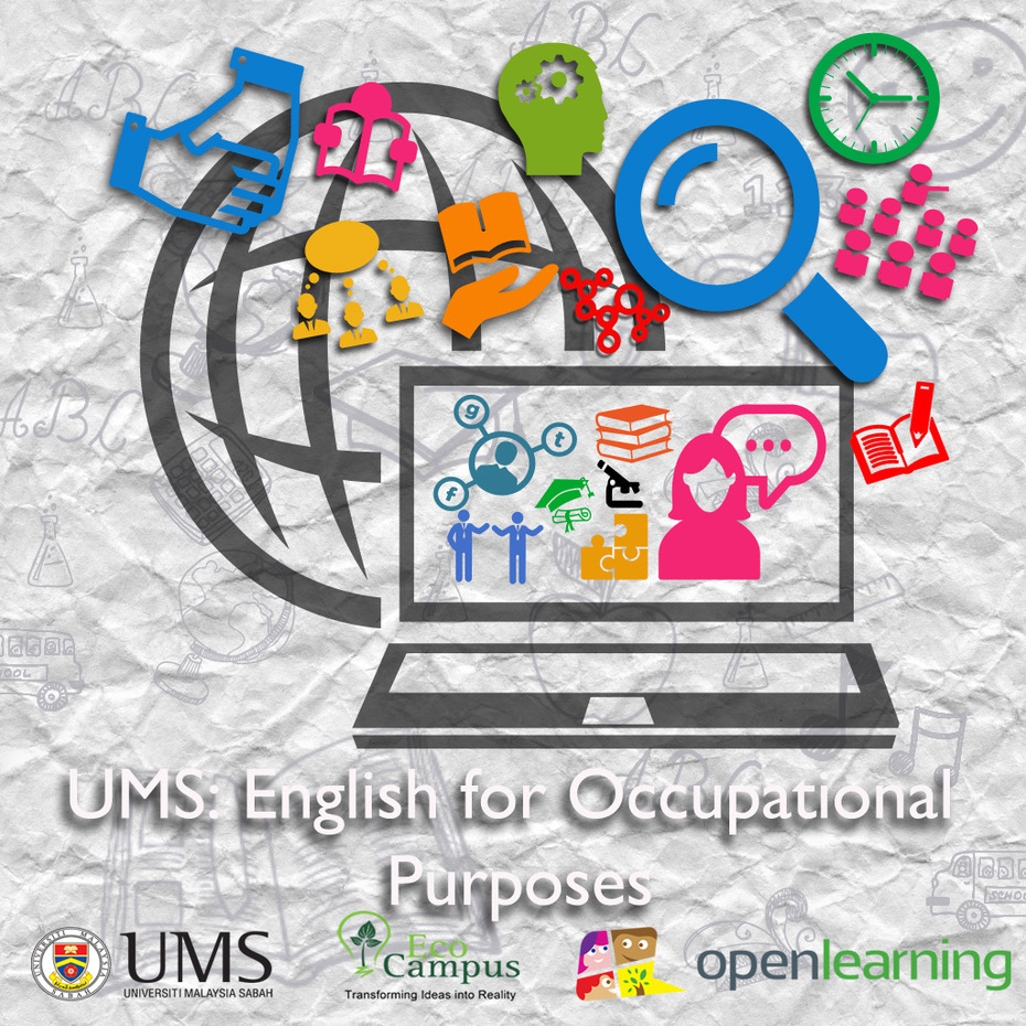Image for UMS: English for Occupational Purposes