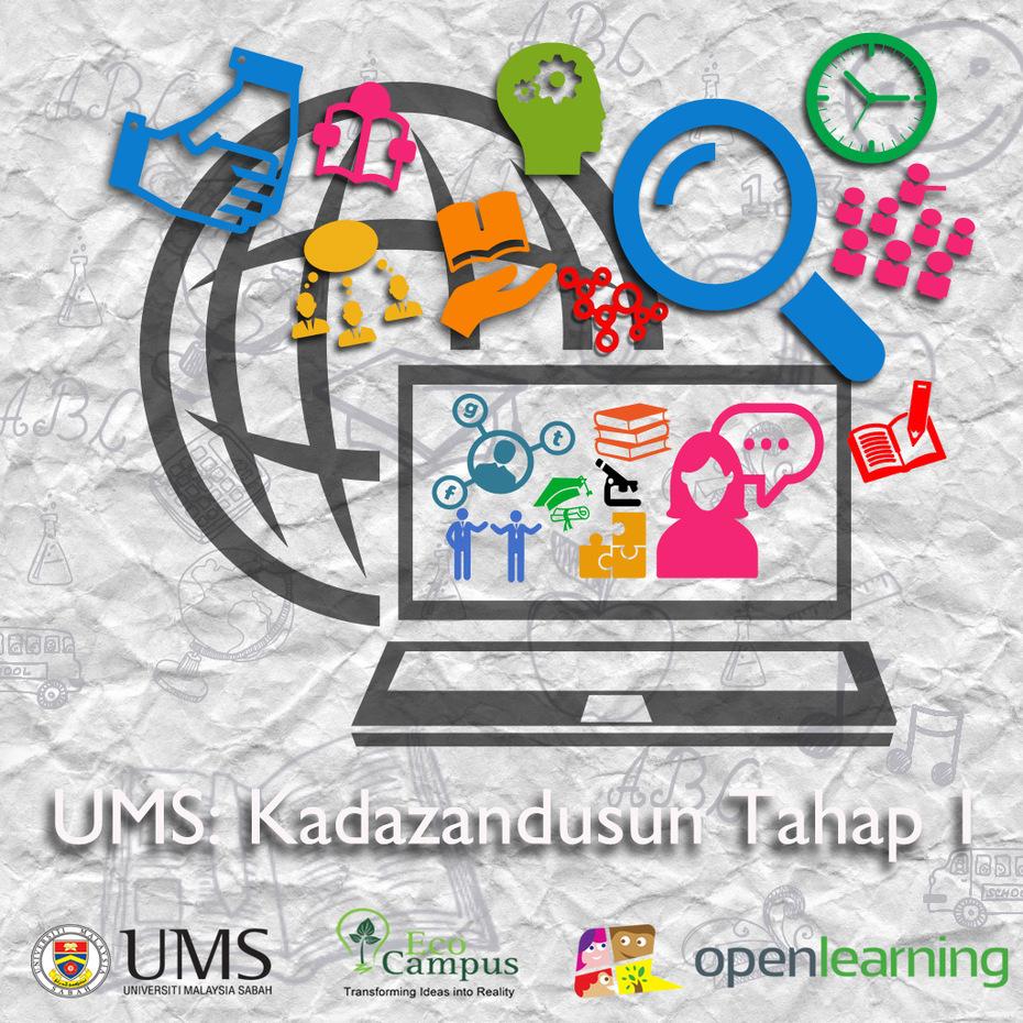 Image for UMS: Kadazandusun Tahap 1