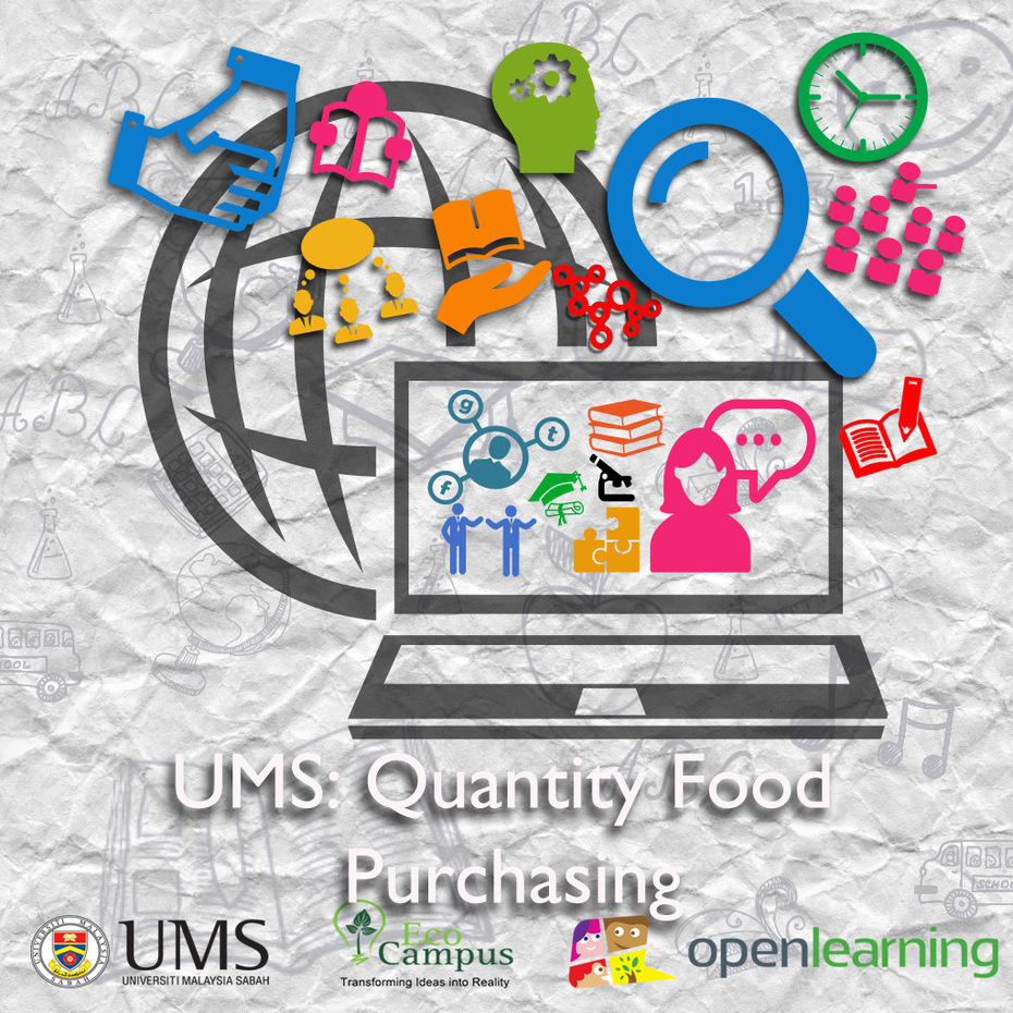 Image for UMS: Quantity Food Purchasing