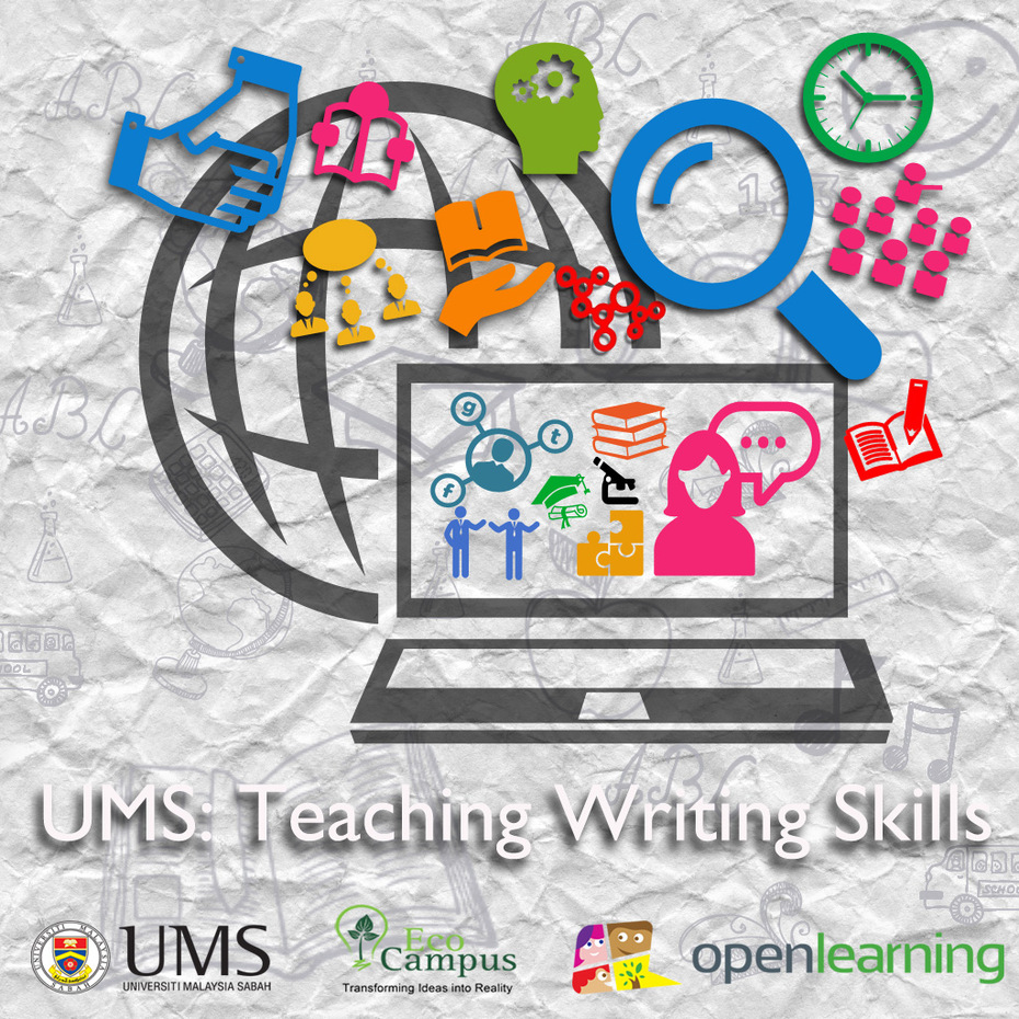 Image for UMS: Teaching Writing Skills