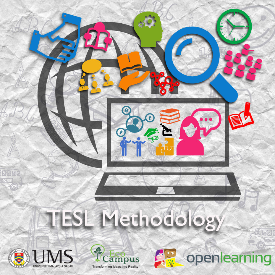 Image for UMS TESL Methodology