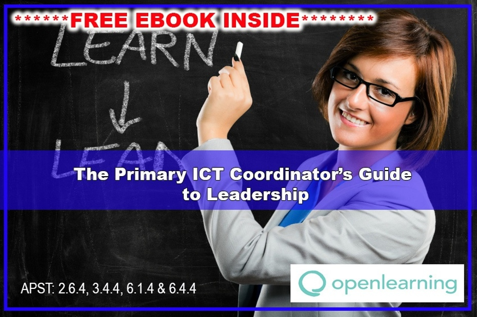 Image for Primary ICT Coordinator's Guide to Leadership