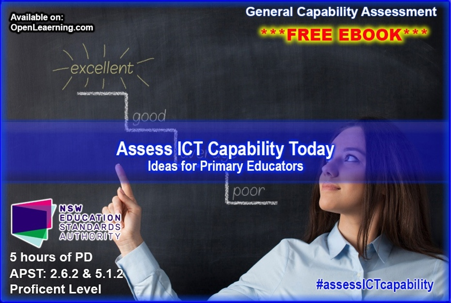 Image for Primary Classroom Strategies: Assess ICT Capability